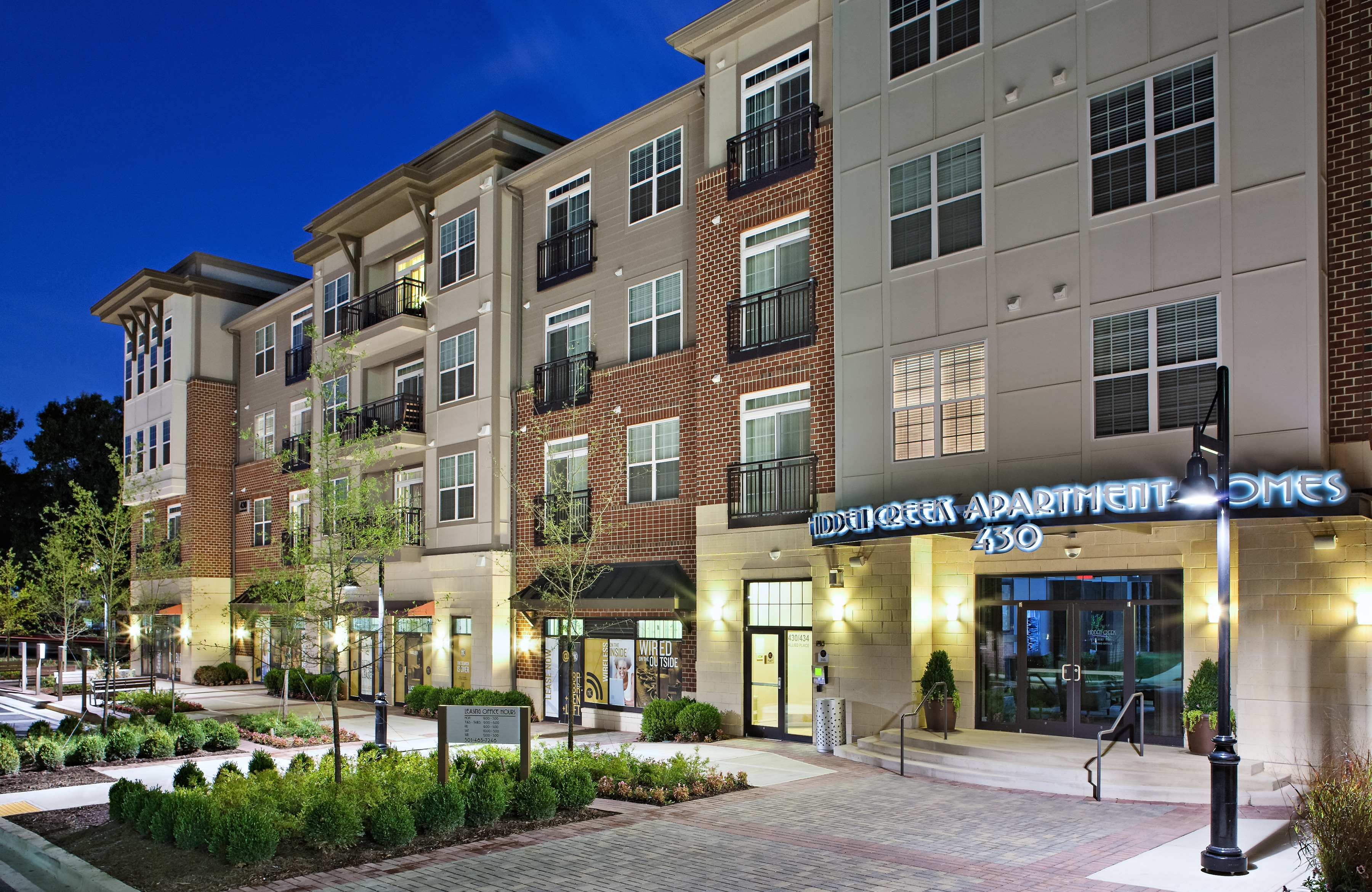 Hidden Creek Apartments Jefferson Apartment Group