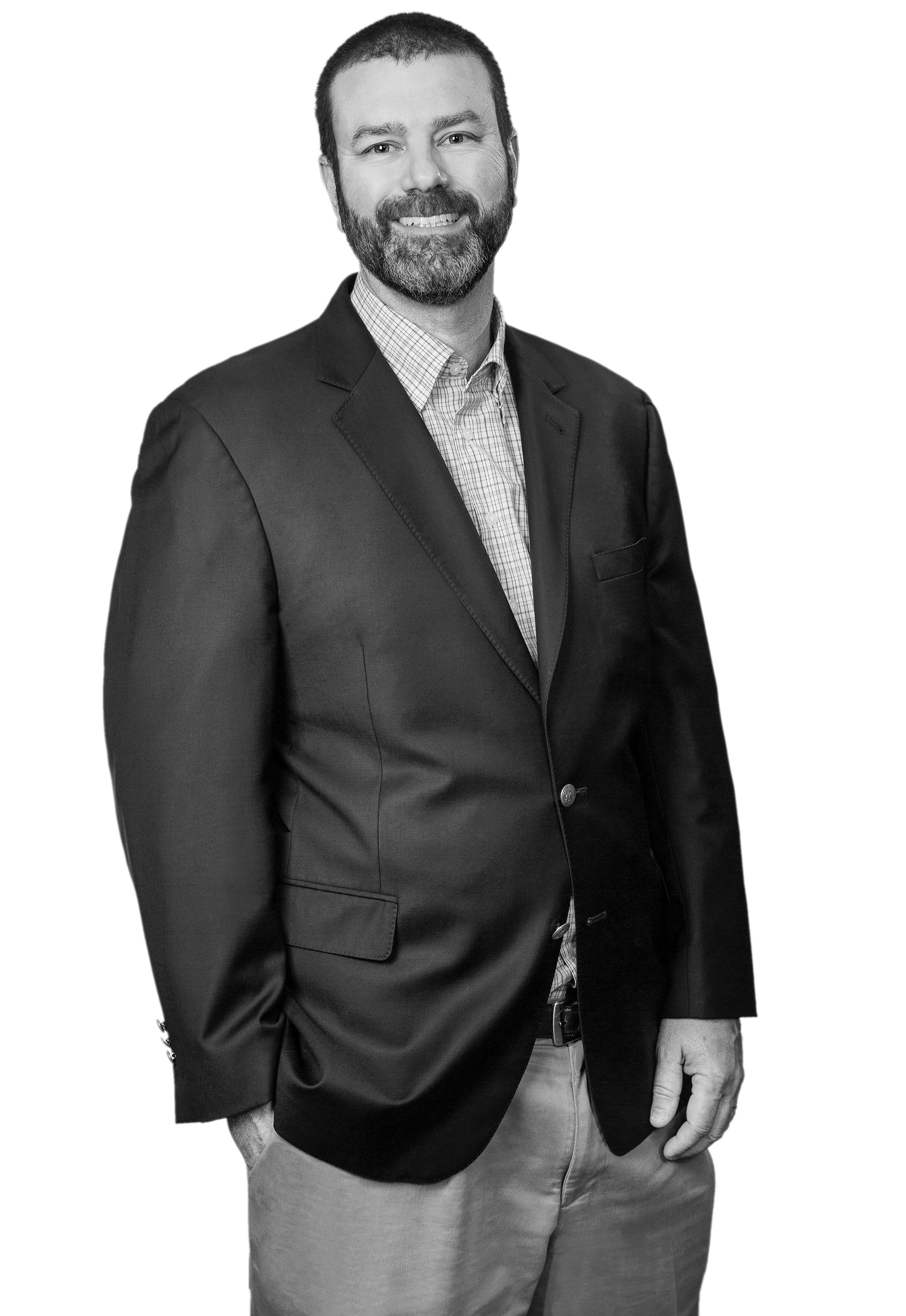 photo of Jon Martin standing